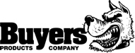 Buyers Dogg logo B&W