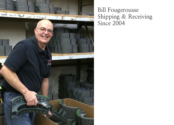 Bill Fougerousse